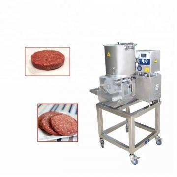 Automated Large Hamburger Maker Burger Patty Press Forming Machine