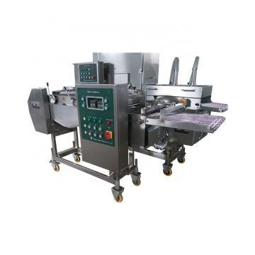 Industrial Automatic Beef Chicken Fish Hamburger Battering Machine