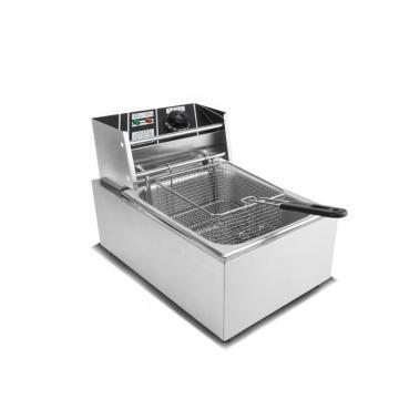Kfc Chicken Frying Machine Peanut Deep Fryer Crisp Frying Produce Line Machine