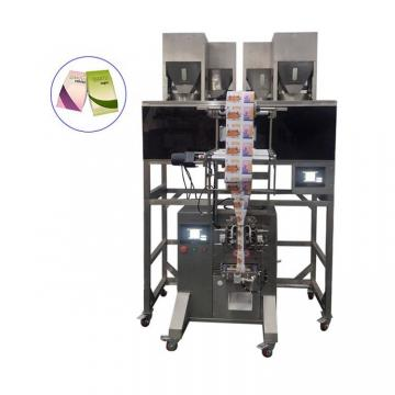 Semi Auto 250g-5000g Advanced Groundnut Weighing Filling Bagging Packaging Packing Machinery