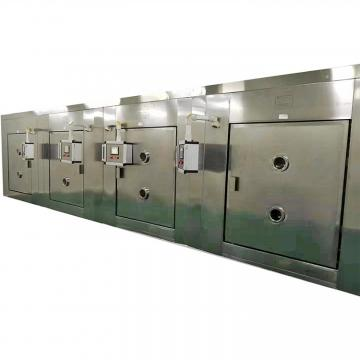 Multiple Module Controlled Industry Customized Made Tunnel Dryer