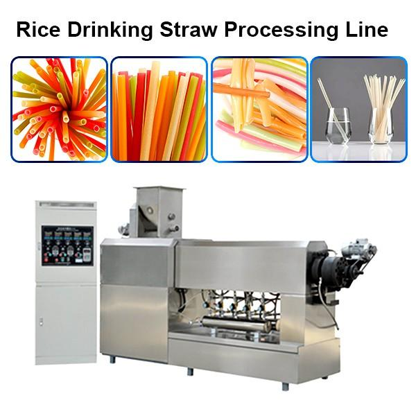 Vitetnam Edible Straw Machine #1 image
