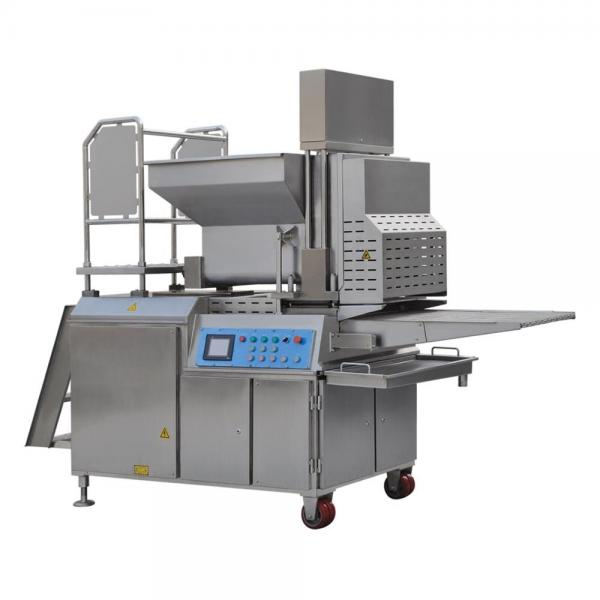 Stainless Steel Fully Automatic Hamburger Patty Forming Machine with Lowest Price #1 image