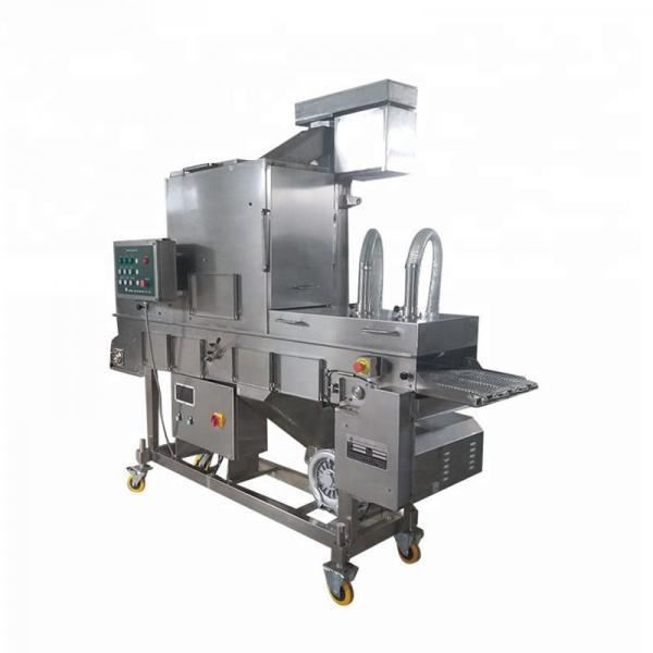 Automatic Hamburger Patty Forming Machine/Meat Chicken Beef Pork Patty Press Equipment #1 image