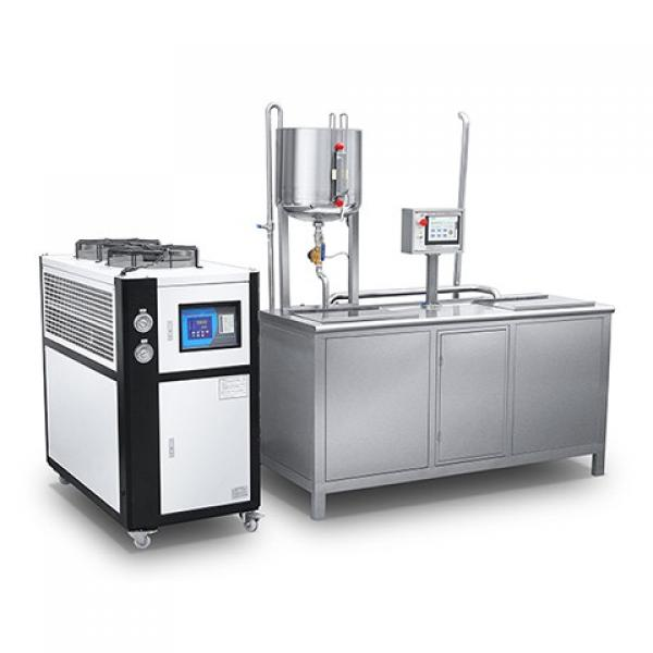 Best Selling Samosa Sheets Machine/Samosa Pastry Machinery/Spring Roll Sheet Machine/Injera Machine (manufacturer) #1 image