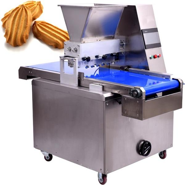Kh-800 Automatic Biscuit Making Machine Industrial #1 image