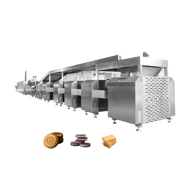 Automatic Small Biscuit Making Machine/Electric Mini Cookie Maker Snack Machines #1 image