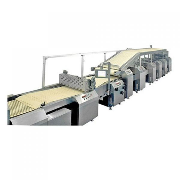 Automatic Lock Seaming Biscuit Tea Can Making Machine #1 image