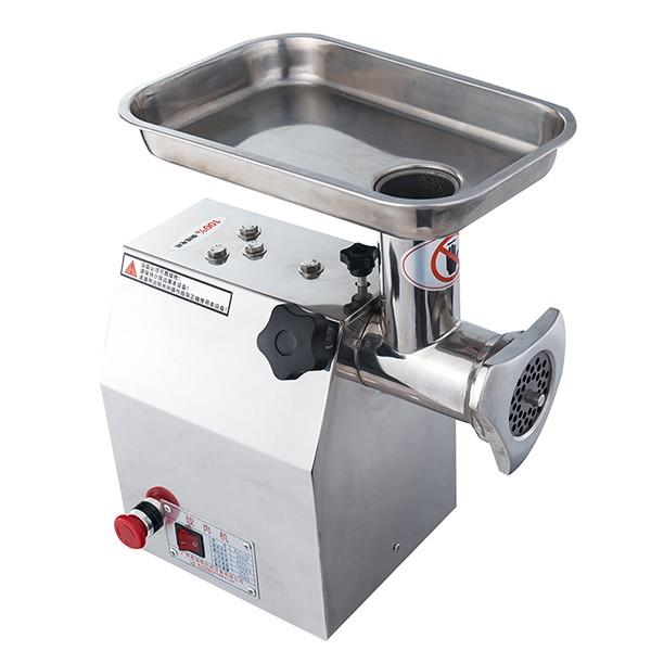 Househeld Manual Meat Grinder Mincer with Two Stainless Steel Blade Fine and Coarse #1 image