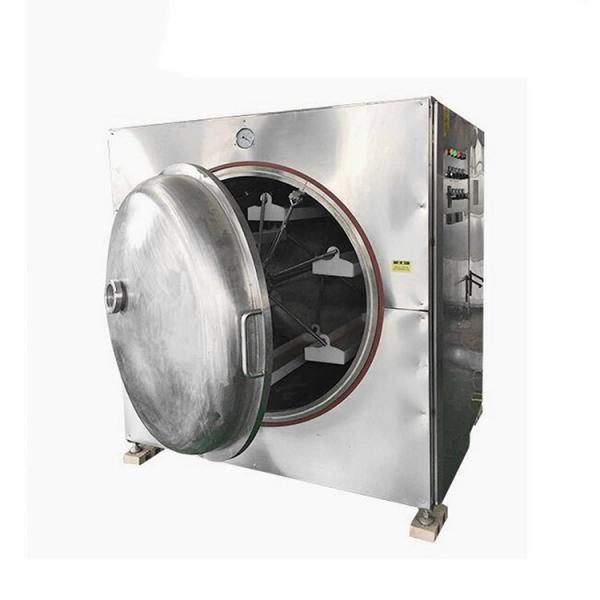 Food Dryer Stainless Steel Food Vegetable Fruit Dryer Machine Food Vacuum Drying Oven Fruit Microwave Dryer Machine #1 image