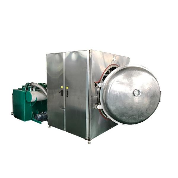 Vacuum and High-Quality Microwave Sterilization Machine/Microwave Drying Machine for Flowers #1 image