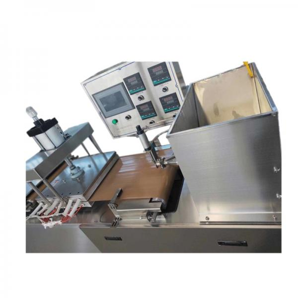 Fried Flour Snacks Bugle Chips Machinery Extruder Production Line #1 image