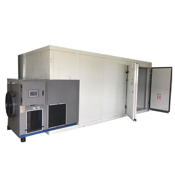 India Herbs Chinese Herbs Continuous Drying Machine Dryer #1 image