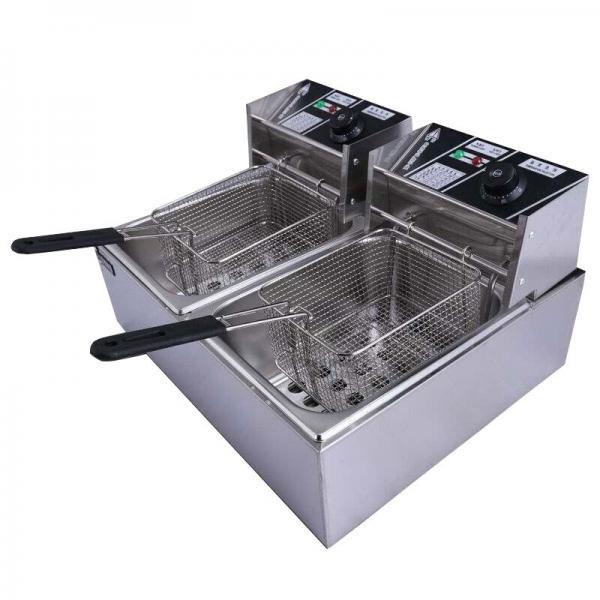 Lj-3500 Deep Groundnut Frying Machine #1 image