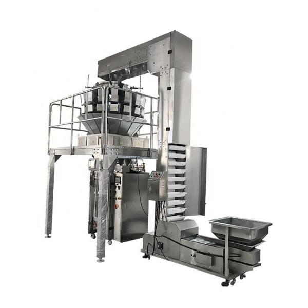 Automatic Rice 4 Head Electronic Weighing Scale Packing Machine #1 image