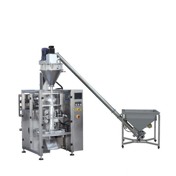 Small Tea Packing Machine Granular Powder Automatic Multi-Functional Weighing Filling Machine #1 image