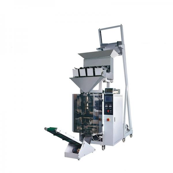 Auto Weighing and Packing Machine System for Granules/Pellets #1 image
