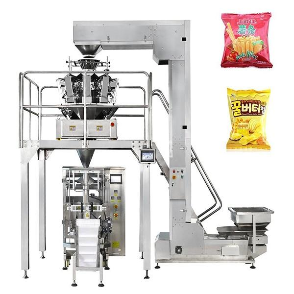 Grain Storage Depot Use Automatic Moveable Pellet Bagging Machine with CE #1 image