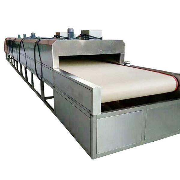 Industrial Multilayer Hot Air Conveyor Belt Drying Machine Belt Dryer Drying Machine Roaster #2 image