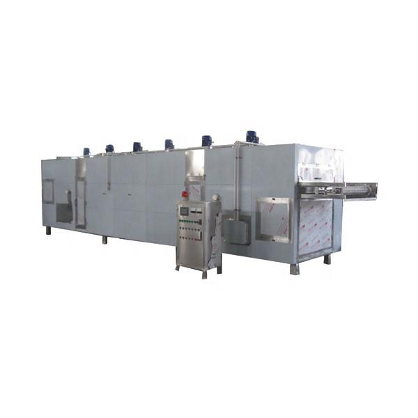 Industrial Microwave Drying Machine/Tunnel Conveyor Belt Type Continue Produce Microwave Dryer #2 image