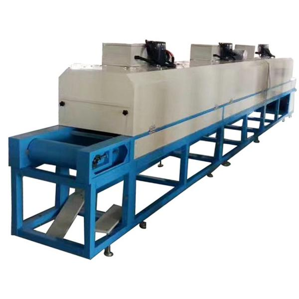 Industrial Microwave Drying Machine/Tunnel Conveyor Belt Type Continue Produce Microwave Dryer #3 image