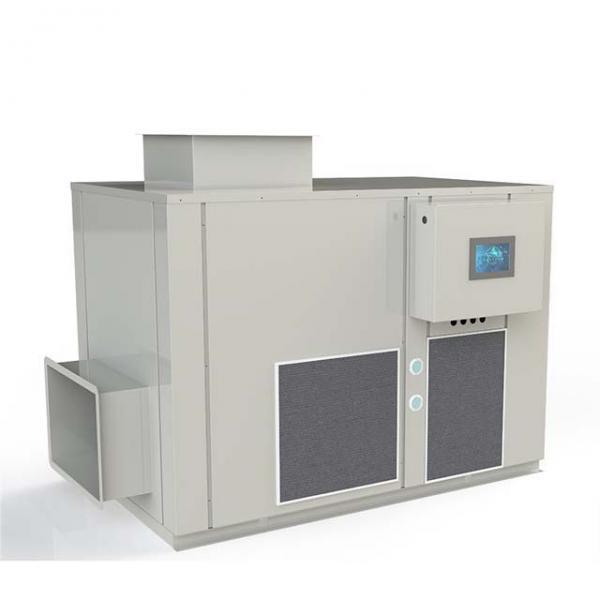 Conveyor System Chain Belt Pre-Heating Uniform Coating Conveyor Dryer #1 image