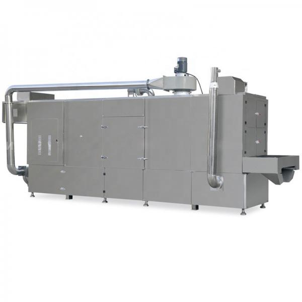 Industrial Tunnel Continuous Microwave Dryer #3 image