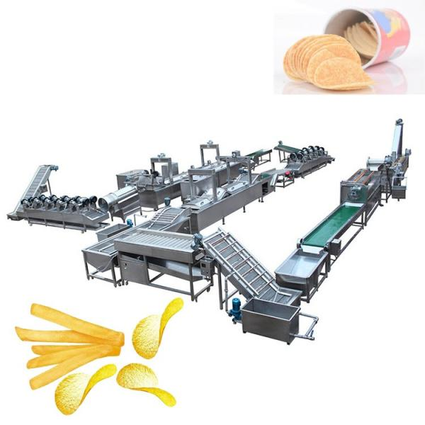 Commercial Automatic Fried Potato Chips Processing Machine #3 image