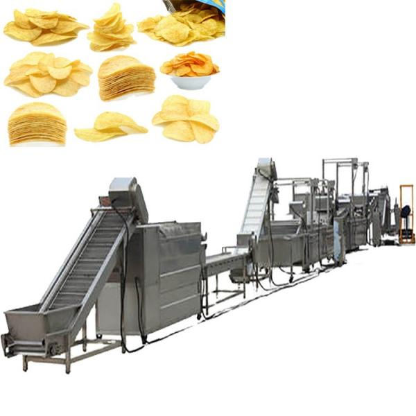 Commercial Potato Chips Cutting Machine #2 image