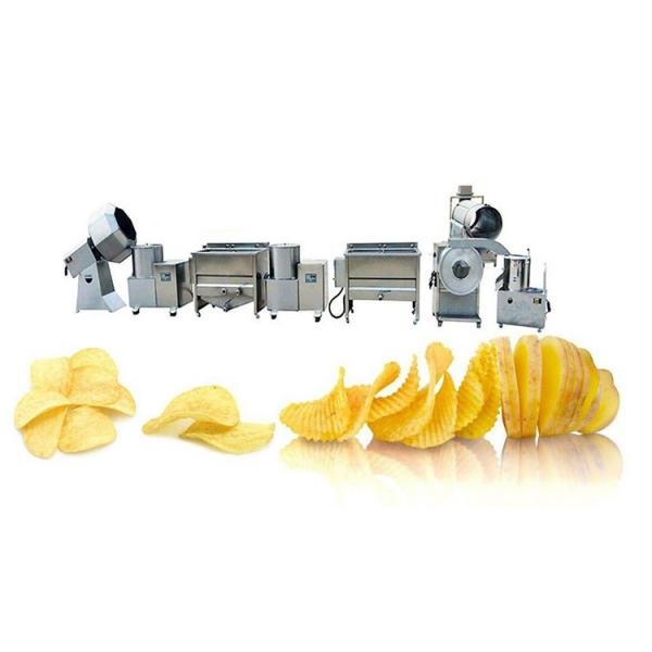 Commercial Potato Chips Cutting Machine #1 image