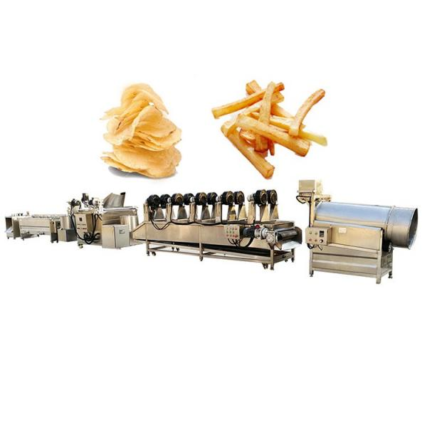 Hot Sale Banana Chips Production Line Automatic Banana Chips Making Machine Price #3 image