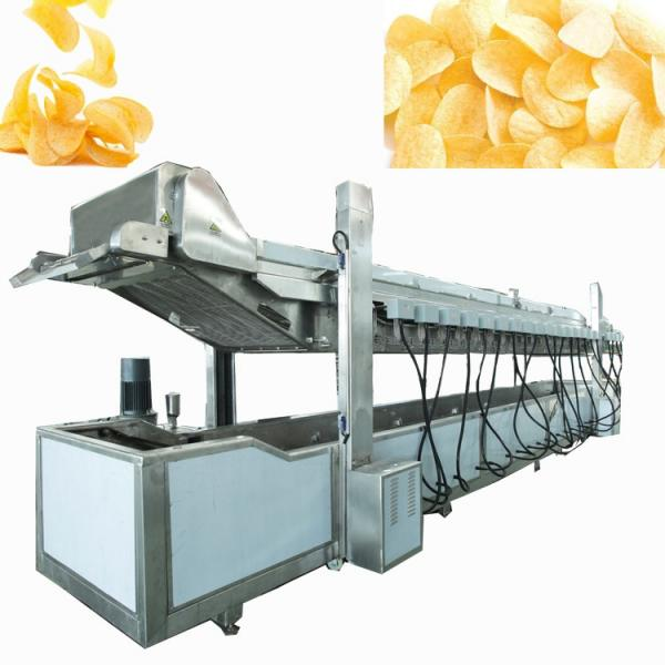 Pringle Chips Production Line (Pringles Chips making Machine) #1 image