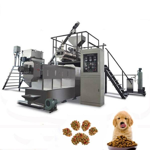 Cheapest Automatic Pet Food Production Processing Line #3 image