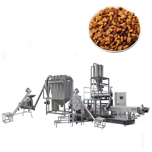 Cheapest Automatic Pet Food Production Processing Line #1 image