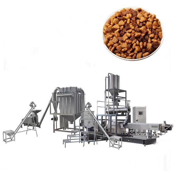 Healthy Dry Dog Food Pet Snack Dog Treats Processing Machine Line #1 image