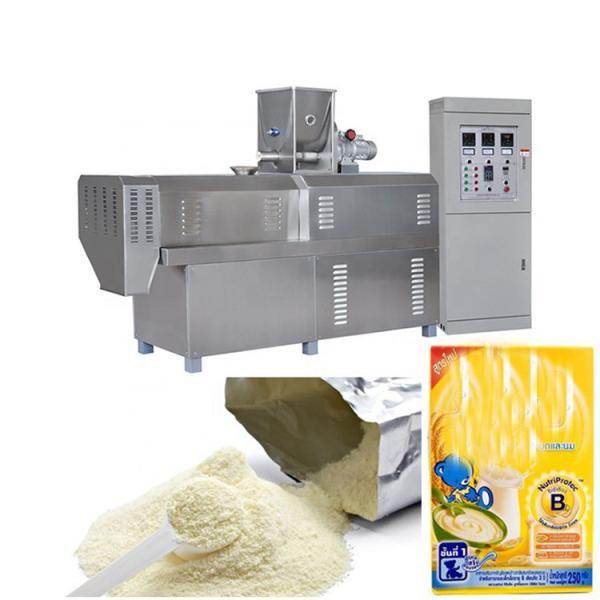 Baby Food Nutritional Instant Maize Powder Porridge Production Line #2 image