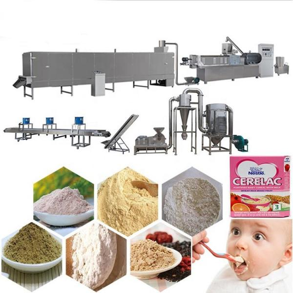 Baby Food Powder Machine / Nutritional Instant Powder Production Line #2 image