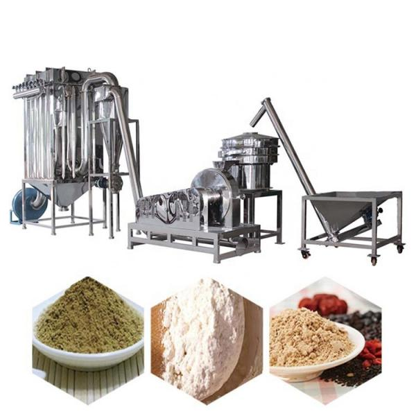 Automatic High Capacity Nutritional Powder Baby Food Cereal Processing Production Line #2 image