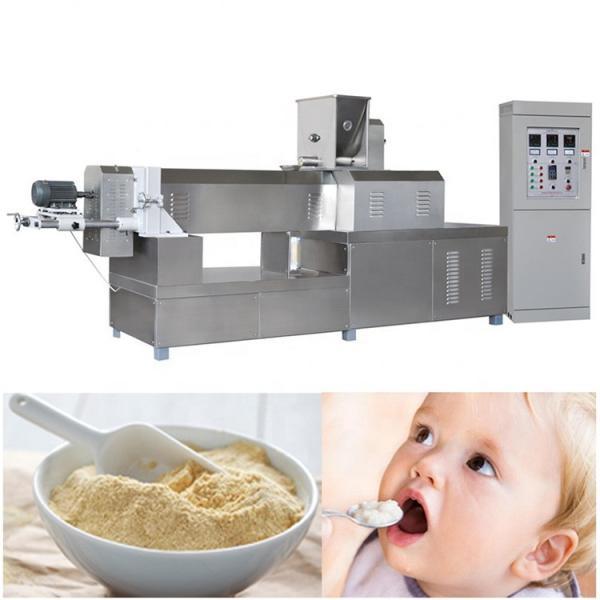 Baby Food Nutritional Instant Maize Powder Porridge Production Line #3 image